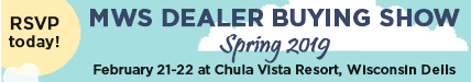 2019 Spring Dealer Buying Show