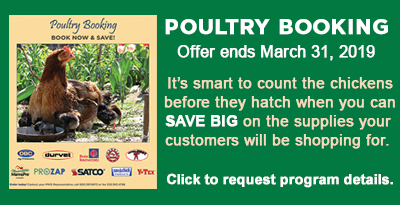 Poultry Booking