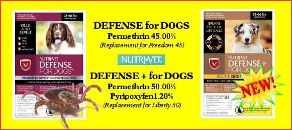 Defense for Dogs