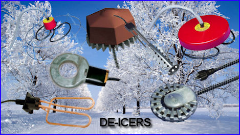 Deicers