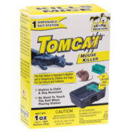 Tomcat Disposable Mouse Bait Station