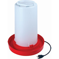 API Heated Chicken Waterer