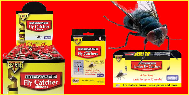 Revenge Fly Products